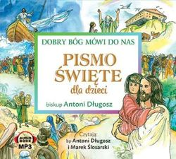Dobry Bóg mówi do nas Audiobook CD